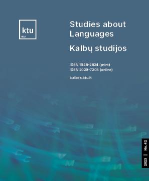 Studies about Languages